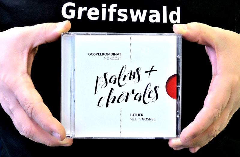 Record-Release-Konzert am 13. Januar 2018